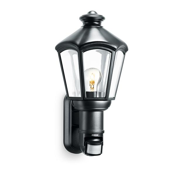 Sensorlampa L562 svart