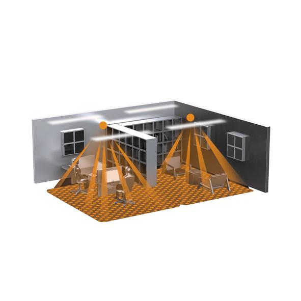 Närvarovakt Control Pro IR SLIM XS LiveLink