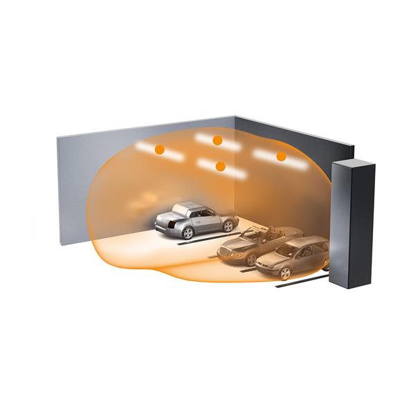Sensorarmatur RS PRO 5850 LED slav