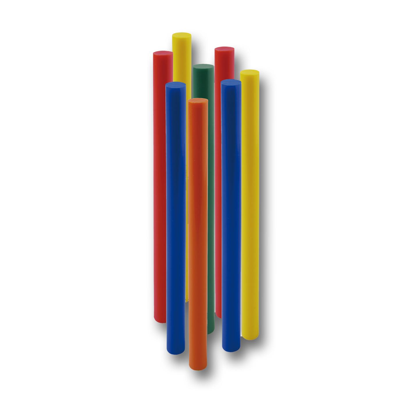 Limstavar 5 färger