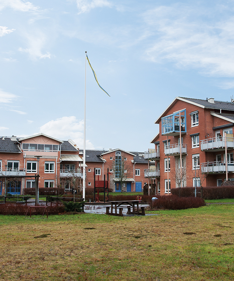 Brf Åparken, Hestra