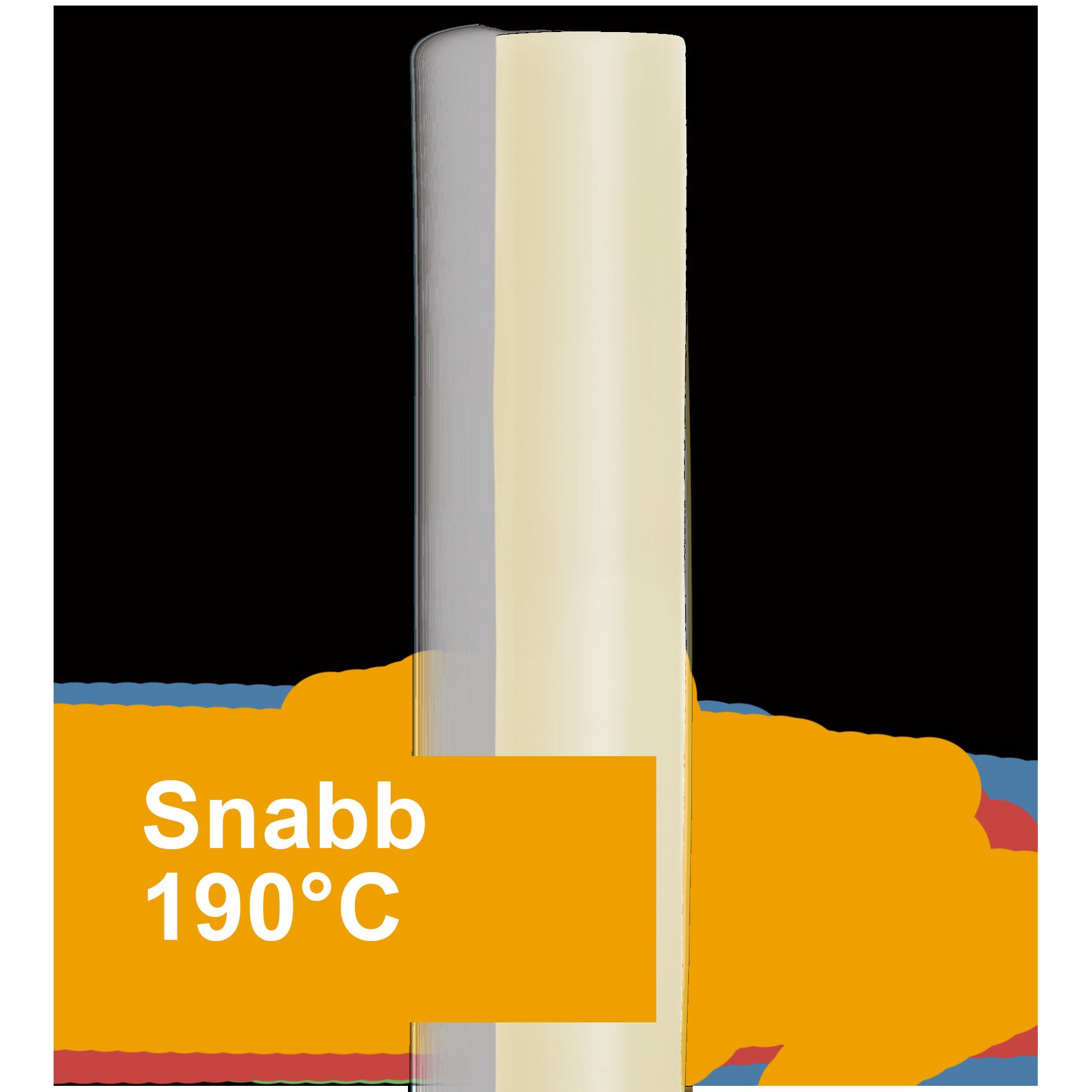 Limstavar Proffs Snabb 190°C