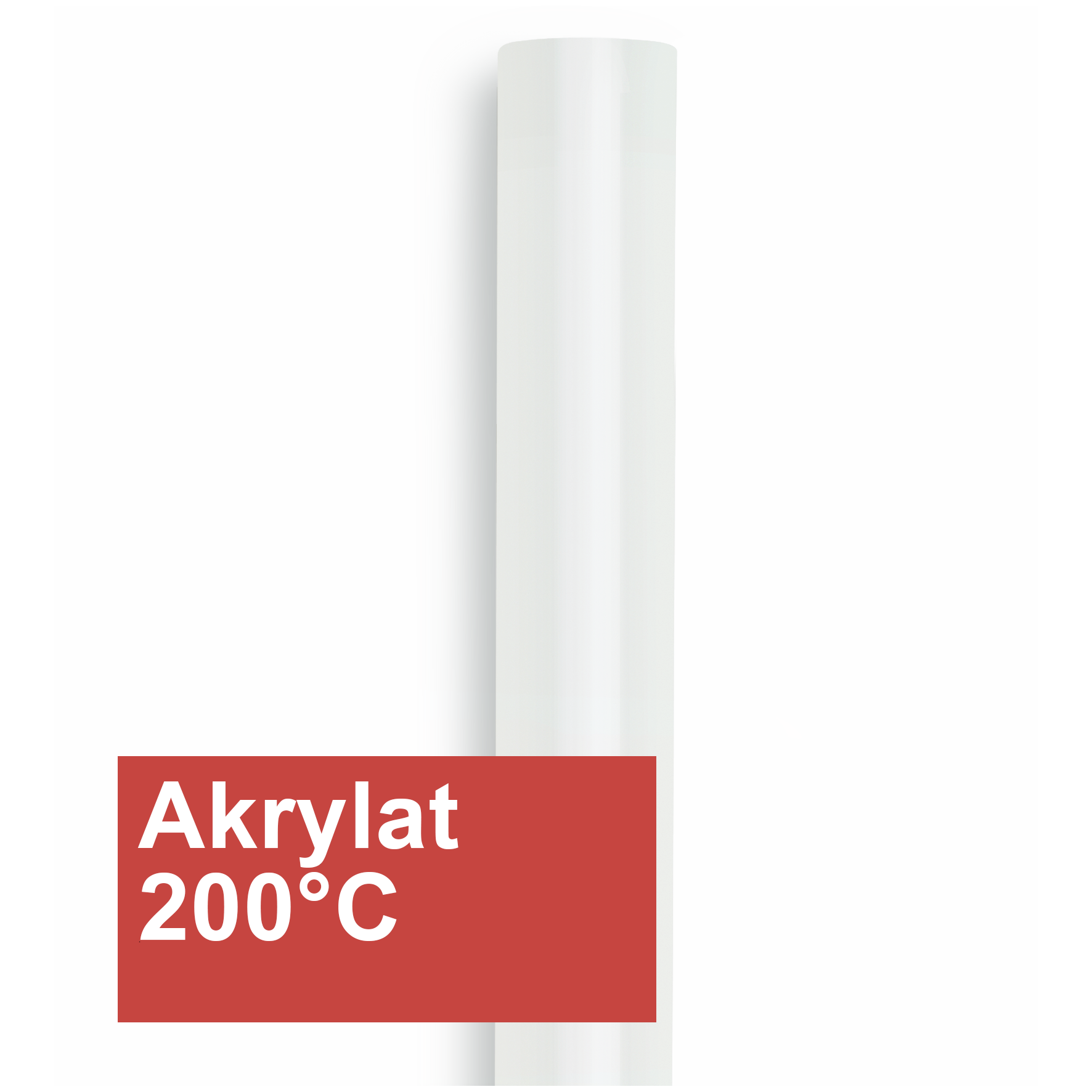 Limstavar Proffs Akrylat 200°C