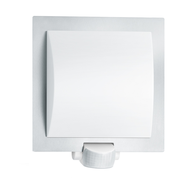 Sensorlampa L20, silver från Steinel