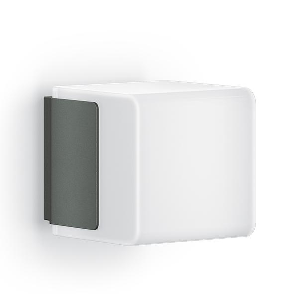 Sensorlampa Cubo L835 antracit Steinel