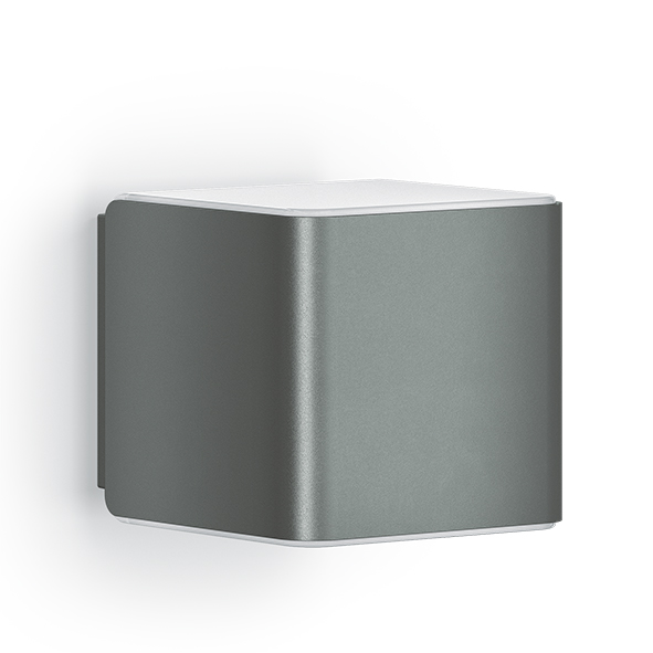 Sensorlampa Cubo L840 antracit från Steinel