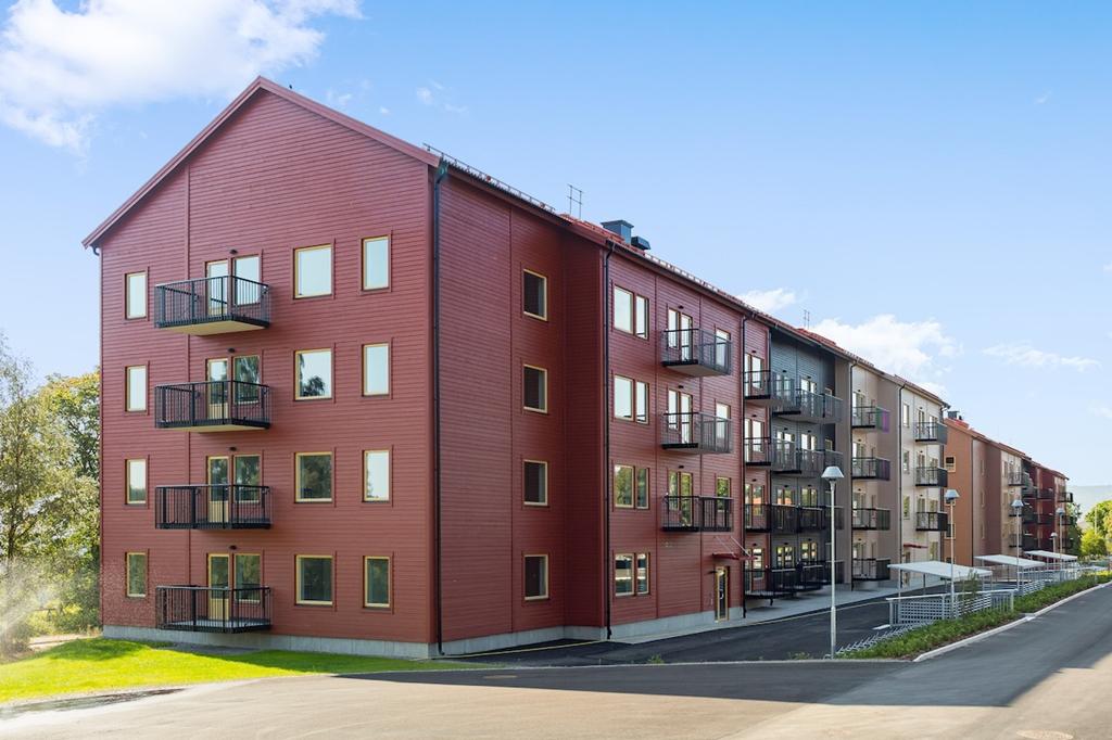 Steinel lyser hos Hagaglantan i Sundsvall