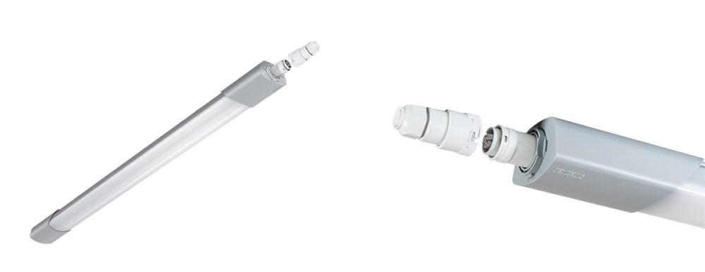 Sensorarmatur Connect 5100 5-ledare ök
