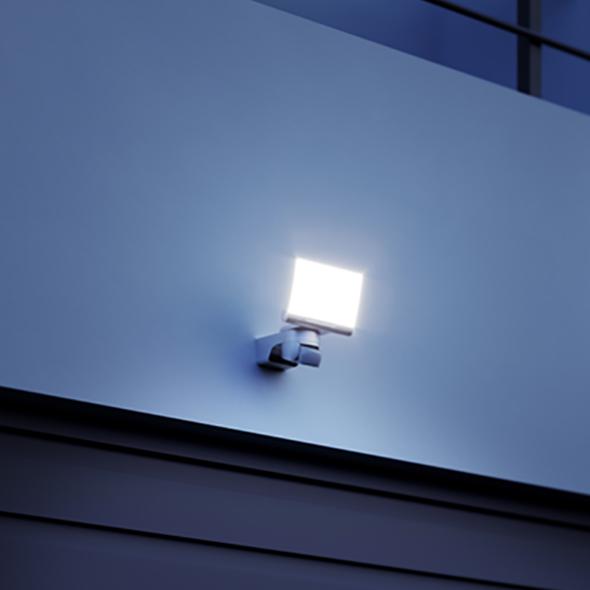 Strålkastare XLED Home 2 sensor