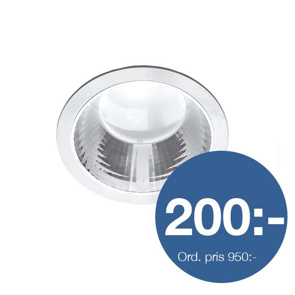 Lugstar LB LED IP20, 18W, 1900 lm, 3000K