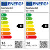 Energimärkning Sensorarmatur Connect R20 V2