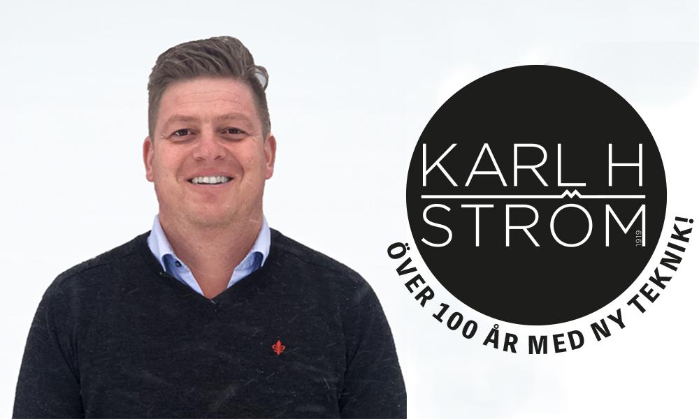 Urban Magnusson ny försäljningschef på KHS