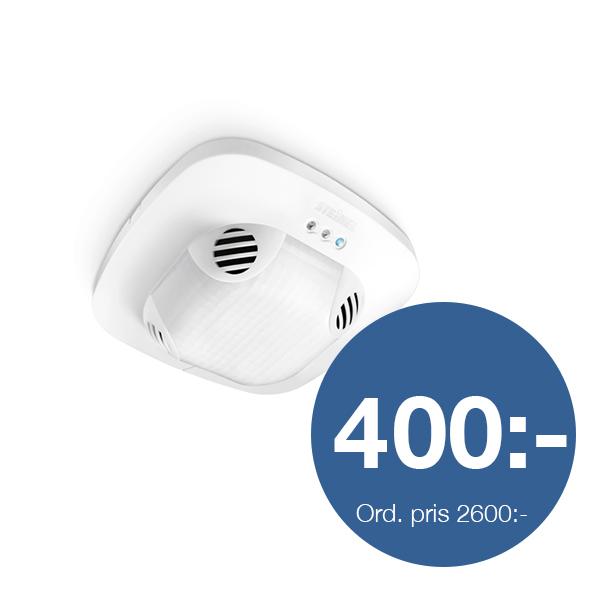 Control Pro DualTech, DIM 1-10V för dosa/förhöjningsram