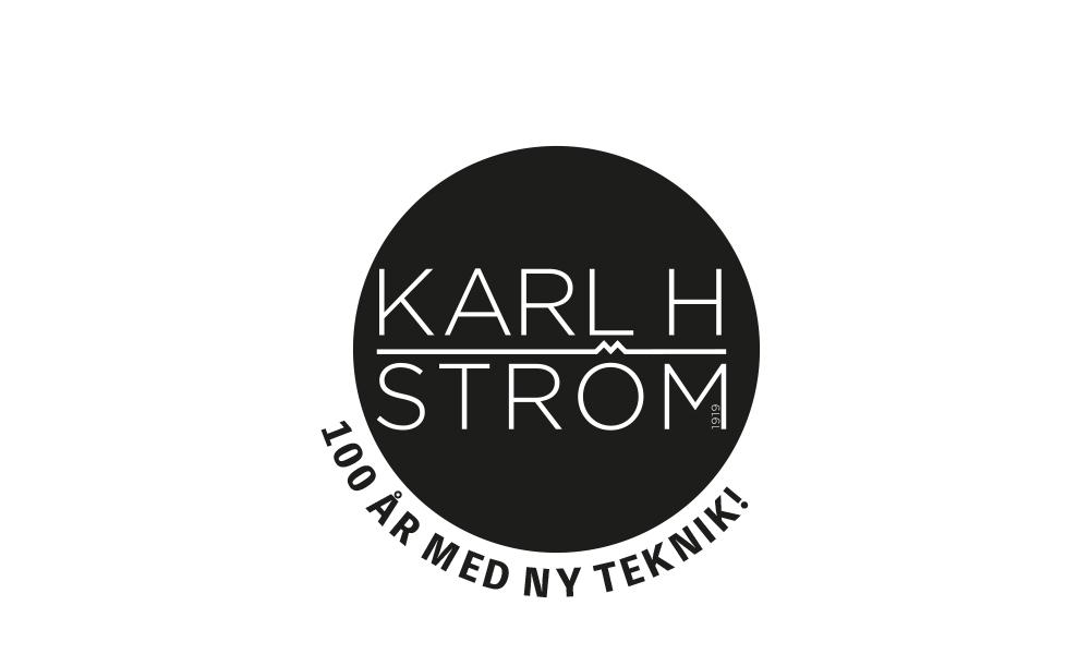 Karl H Ström 100 år med ny teknik