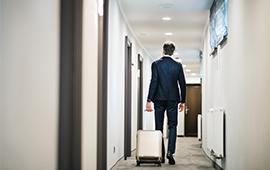 Rörelsevakt Hallway i korridor
