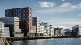 Nordic Choice Hotels i Bodö, Norge