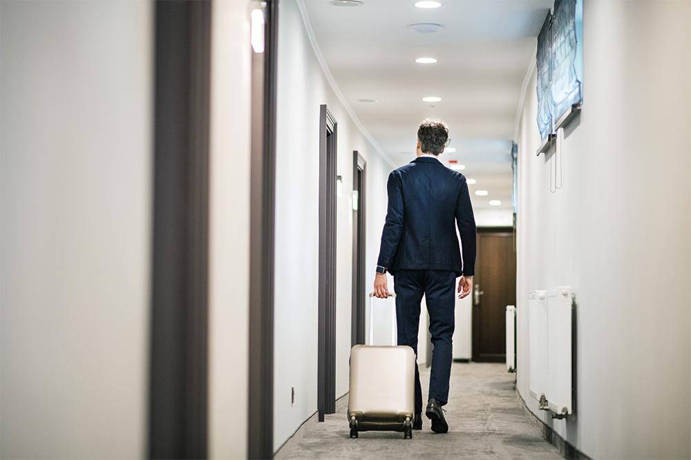 Rörelsevakt True Presence Hallway, passar perfekt i korridor, passage och kulvert.